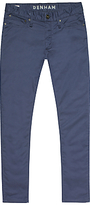 Denham Razor Chino Trousers, Boro Blue