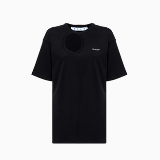 Off-White Meteor Tomboy T-shirt Owaa078s20jer00