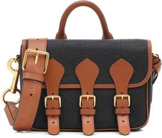 Acne Studios x Mulberry Leather shoulder bag