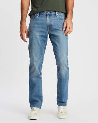 Gap Straight Stretch Jeans