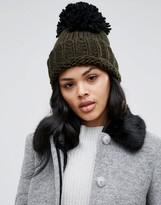 Helene Berman Oversized Beanie Hat