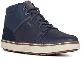 Geox Men's Mattias Waterproof Lace-Up Boots