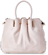Urban Expressions Blush Frankie Top Handle Satchel