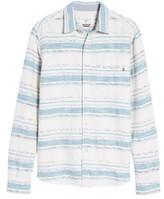 Sol Angeles Men's Sedona Stripe Woven Shirt