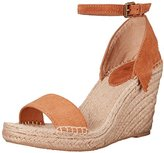 Frye Women's Lila Feather Espadrille Wedge Sandal