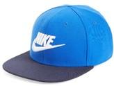 Nike Boy's True Limitless Cap - Blue