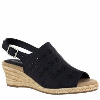 Easy Street Shoes Joann Black