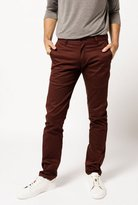Naked & Famous Denim Stretch Twill Slim Chino