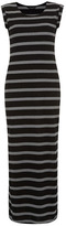 Dorothy Perkins Black and white maxi dress
