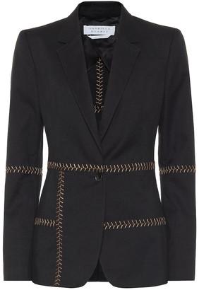 Gabriela Hearst Cadmus cotton blazer