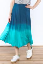 Charlie Paige Midi Swing Skirt