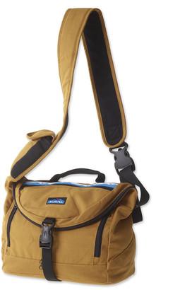 Kavu Women's Messenger Bags Tobacco - Tobacco Bi Coastal Shoulder Bag