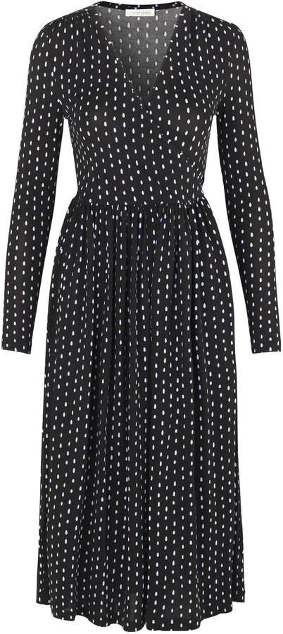 2edd43d4daad Polka Dot Wrap Dress - ShopStyle
