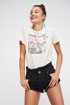 One Teaspoon Le Bandits Denim Shorts by OneTeaspoon at Free People