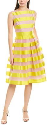 Lela Rose A-Line Dress