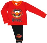 Cartoon Character Products Muppets Animal Boys Pyjama Set - / 98 cms