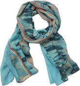 Nine West Feather Scarf