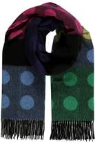 Paul Smith SPOT CYCLE SCARF Scarf multi