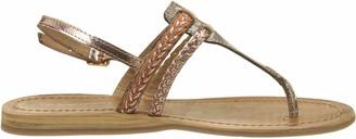 Les Tropéziennes Women's BARAKA Sling Back Sandals