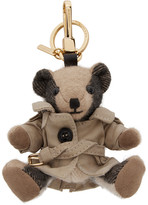 Burberry Tan Mr. Trench Thomas Keychain