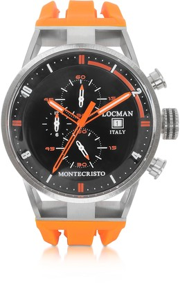 Locman Montecristo Stainless Steel and Titanium Case Men's Watch