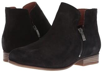 Eric Michael Isabella (Black) Women's Shoes