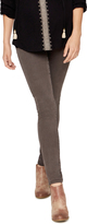 A Pea in the Pod Luxe Essentials Denim Secret Fit Belly Skinny Mocha Maternity Jean