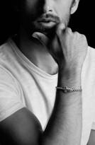 David Yurman Pave Black Diamond Cross Station Bracelet