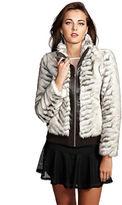 Melbourne Faux Fur Jacket
