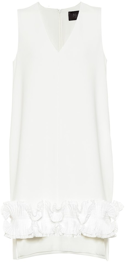 Max Mara Proteo crepe dress