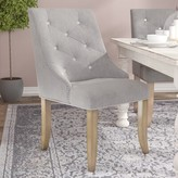 Shelton Contemporary Upholstered Dining Chair One Allium Way