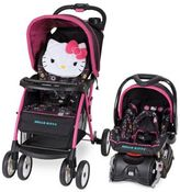 Baby Trend Venture Travel System in Hello Kitty Daisy Swirl