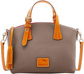 Dooney & Bourke Patterson Leather Trina Satchel