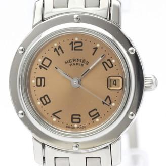 Hermã ̈S HermAs Clipper Orange Steel Watches