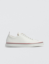 Thom Browne Pebble Grain Leather Trainer