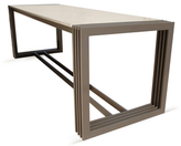 Concrete Top Engagement Dining Table