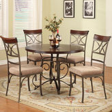 Asstd National Brand Glenside 5-pc. Dining Set with Side Chairs