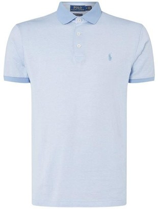 Polo Ralph Lauren Short Sleeve Thin Stripe Polo Shirt