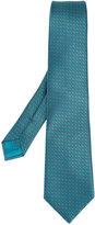 Brioni linear shape tie