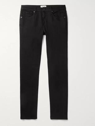 Frame L'homme Skinny-Fit Stretch-Denim Jeans