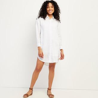 Roots Lachine Shirt Dress