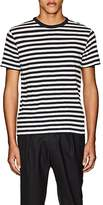 Officine Generale Men's Striped Cotton Jersey T-Shirt