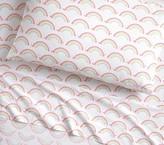 Pottery Barn Kids Organic Rainbow Sheet Set, Twin