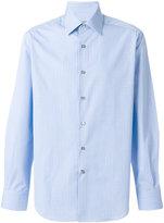 Lanvin long-sleeved shirt - men - Cotton - 42