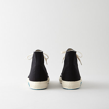 Steven Alan SHOES LIKE POTTERY high top canvas shoe