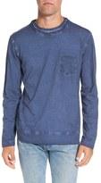 Vintage 1946 Garment Dyed Double Crewneck T-Shirt