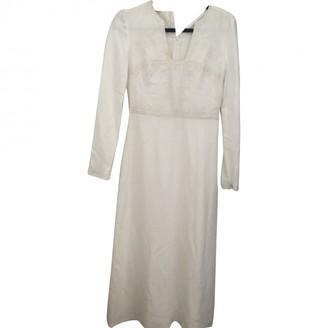 Vilshenko White Dress for Women