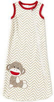 Baby Starters Baby Boys Sock Monkey Wearable Sleep Blanket