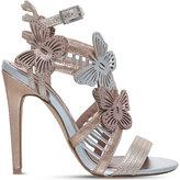 Miss KG Flourish butterfly embellished heels