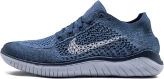 Nike Womens Free RN Flyknit 2018 Shoes - Size 6.5W